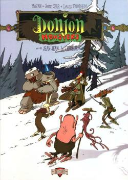 Sfar, Trondheim et leur Donjon Couvdm1